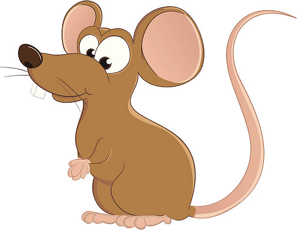 Best Brown Mouse Illustrations, Royalty.