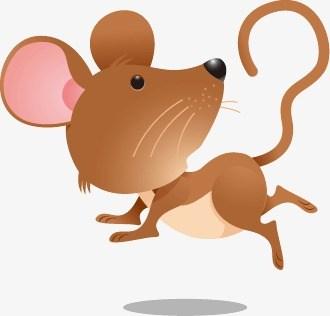 Brown mouse clipart 1 » Clipart Portal.