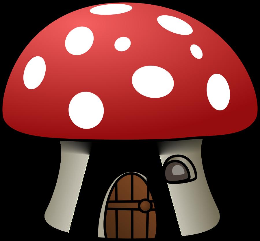 Clipart mushroom.