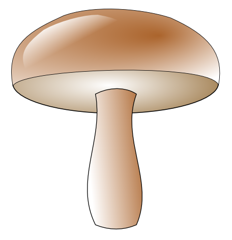 Free Mushroom Clipart, 1 page of Public Domain Clip Art.