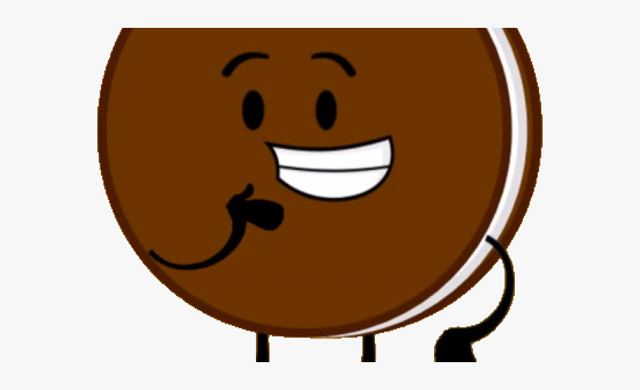 Biscuit Clipart Brown Object.