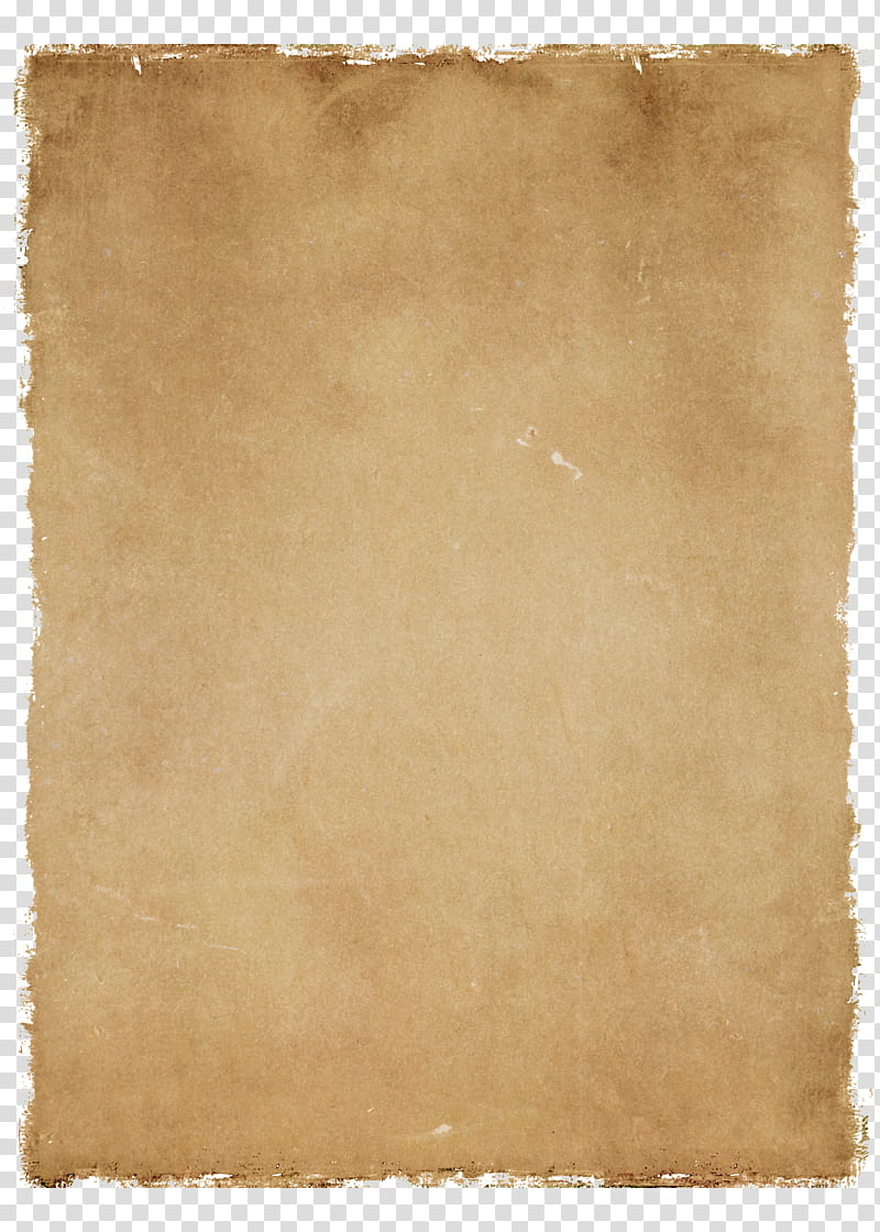 Vintage Paper , brown paper transparent background PNG clipart.