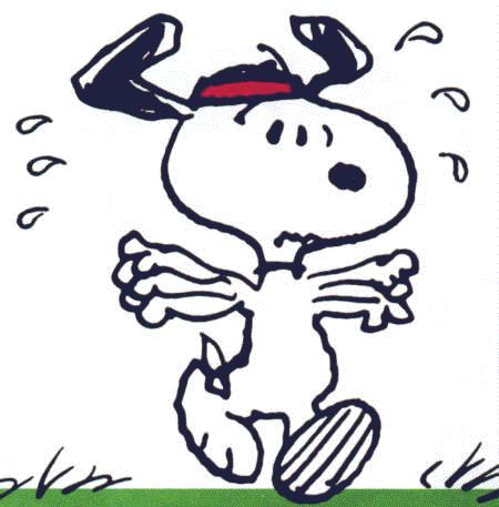Snoopy Summer Clipart.
