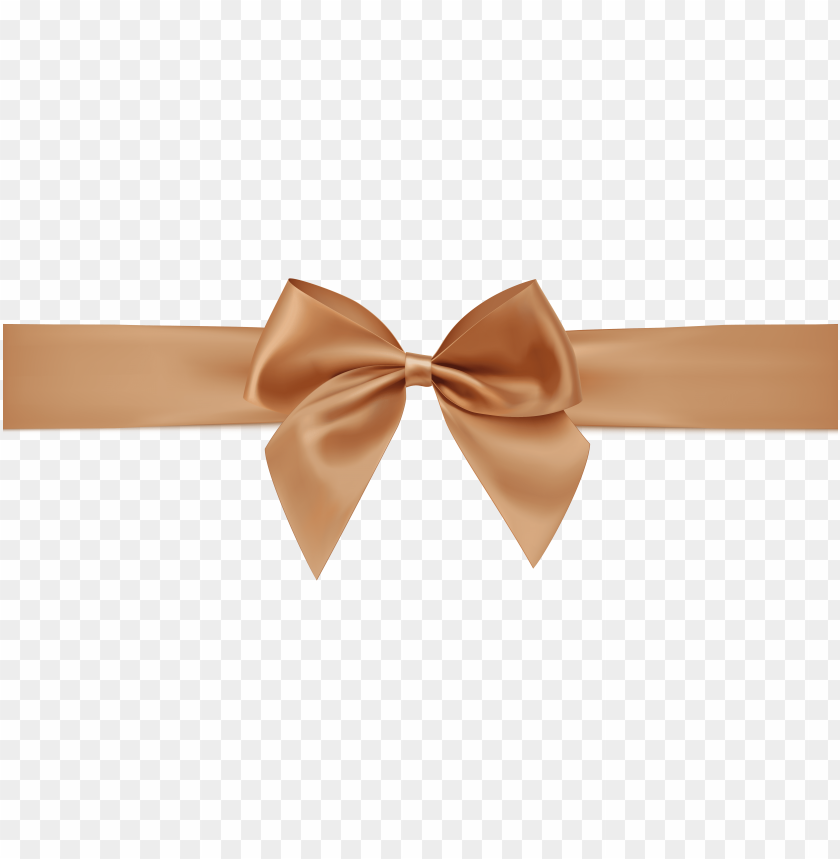 Download brown ribbon clipart png photo.