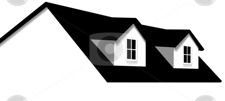 House roof clip art.
