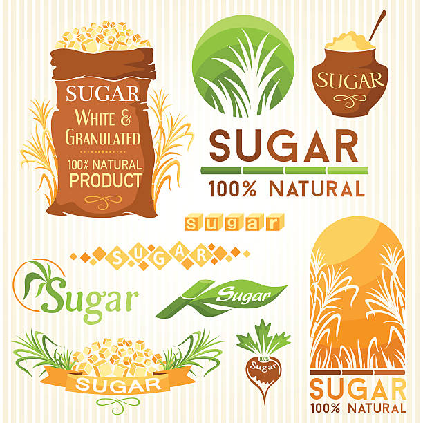 Brown Sugar Illustrations, Royalty.