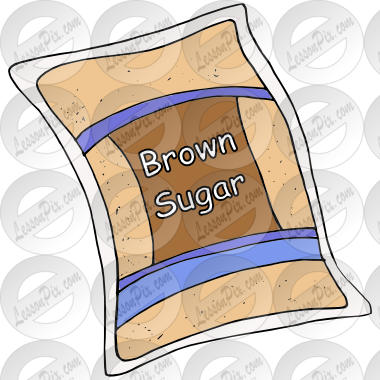 Brown Sugar Picture for Classroom / Therapy Use.