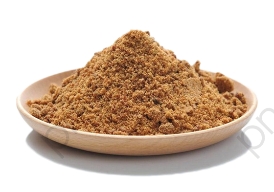 Dish Of Brown Sugar Flour Material Picture, Delicious Brown Sugar.