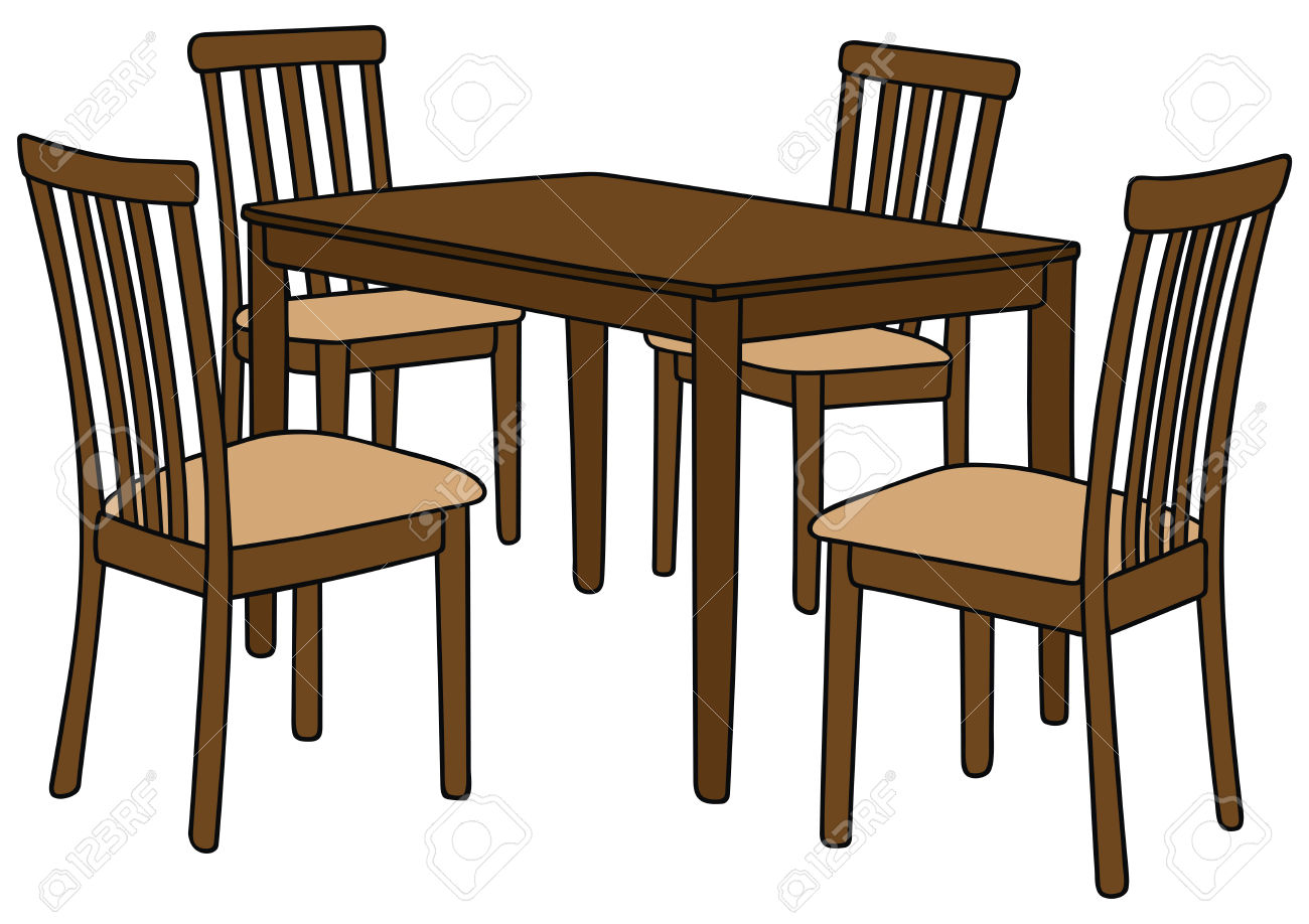 table clipart. showing post \u0026 media for cartoon brown table. table clipart