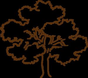 Light Brown Tree Clip Art at Clker.com.