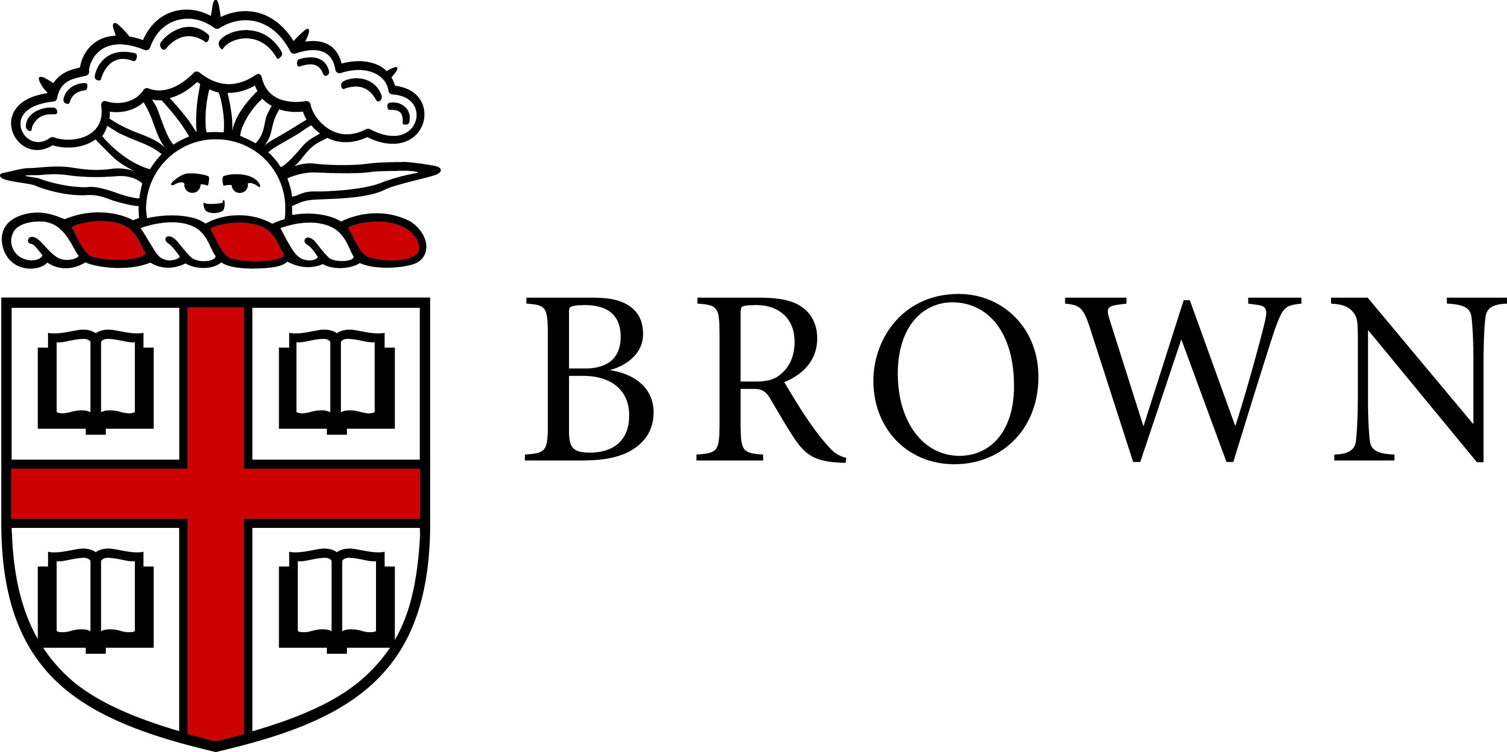 Brown University Logo transparent PNG.