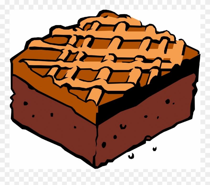 Brownie Clipart Plain.