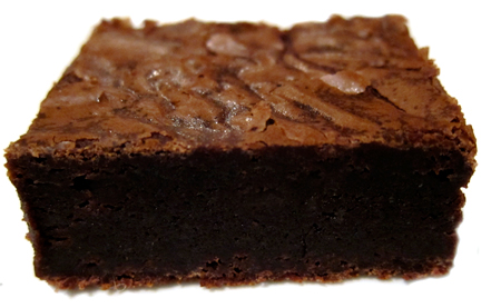 Chocolate brownie clipart.