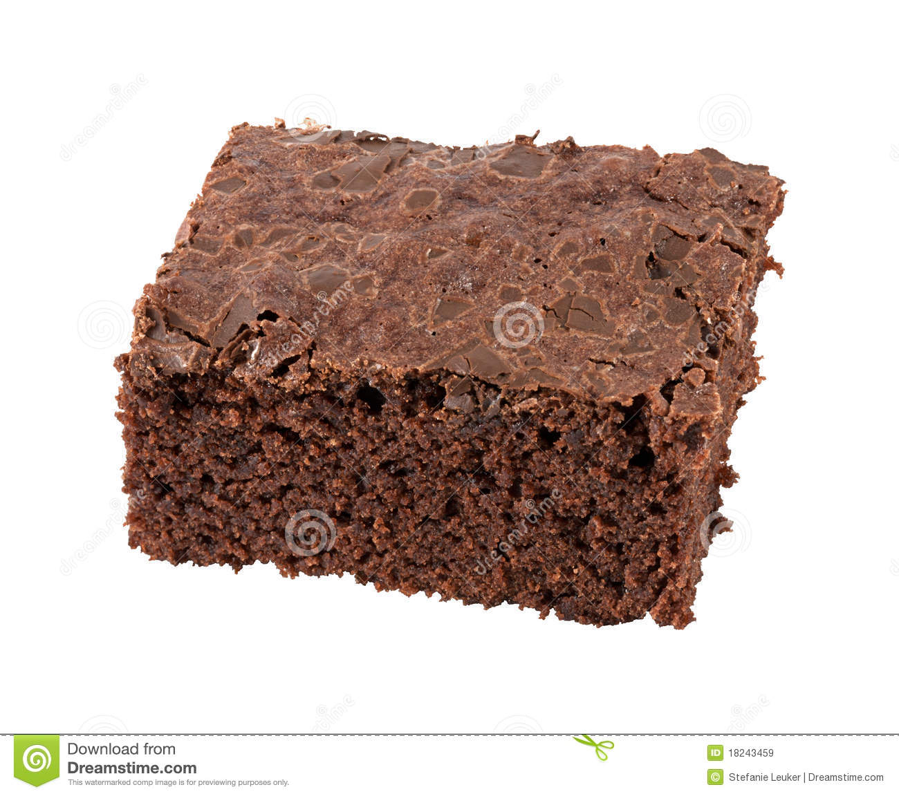 Brownie Clipart.