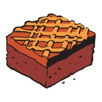 Brownie clip art.
