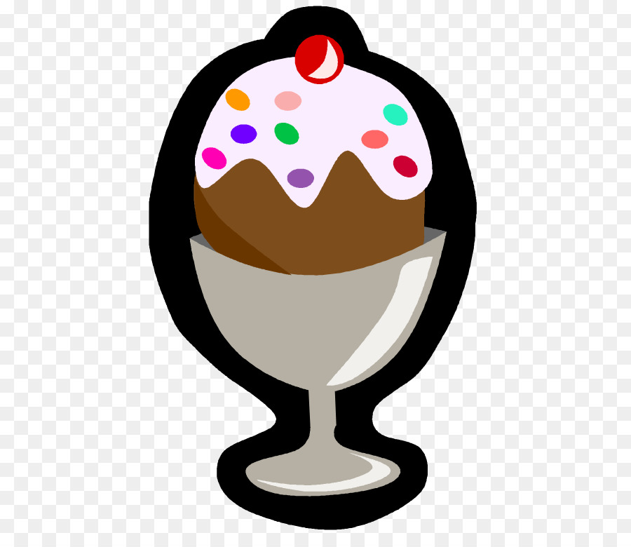 Free Sundae Clipart brownie sundae, Download Free Clip Art on Owips.com.