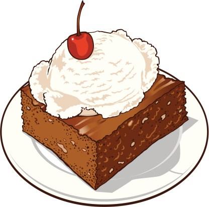 Brownie sundae clipart 4 » Clipart Portal.
