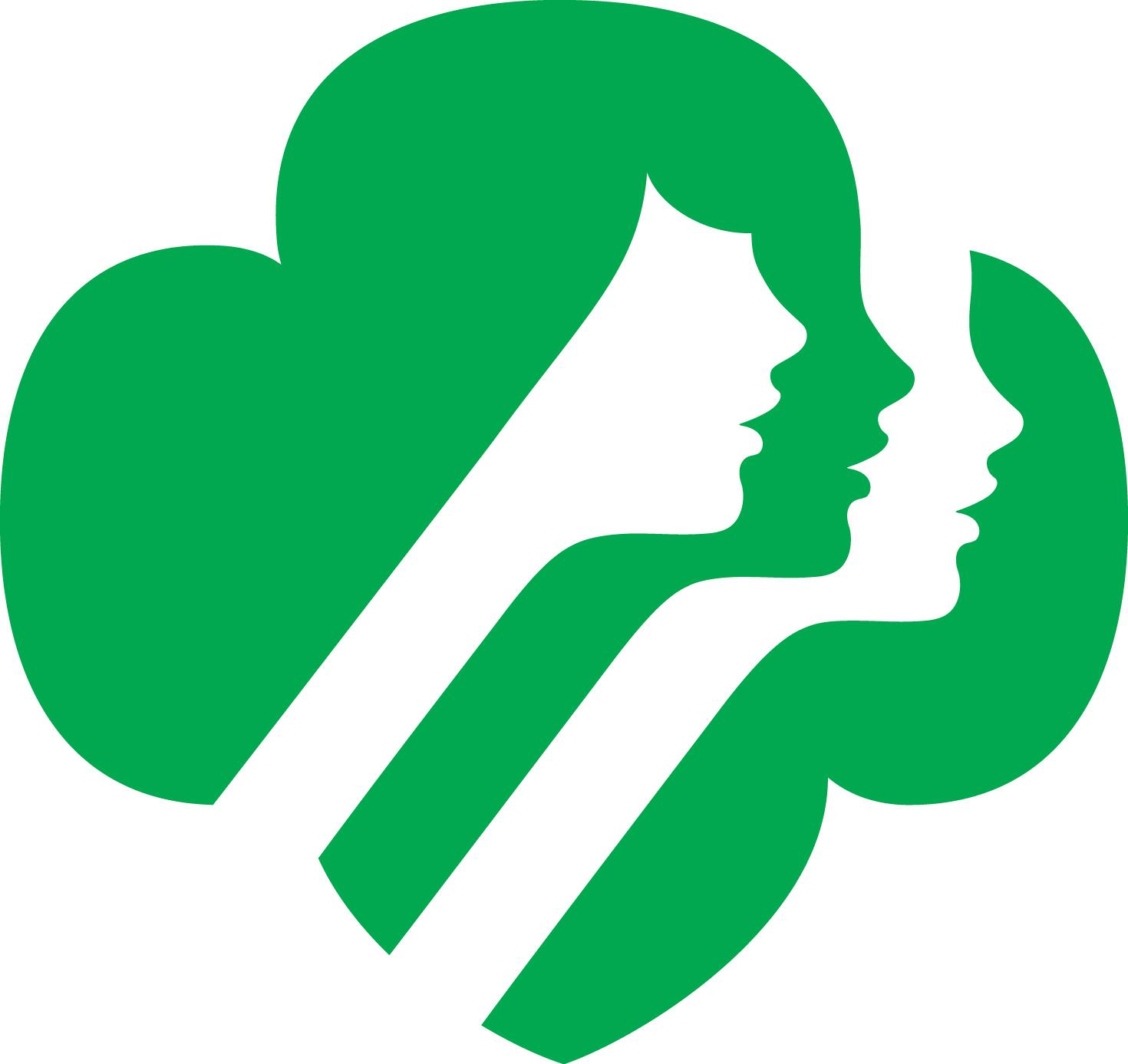 Girl scouts logo clip art.