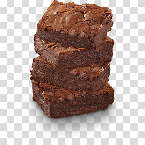 Brownie transparent background PNG cliparts free download.