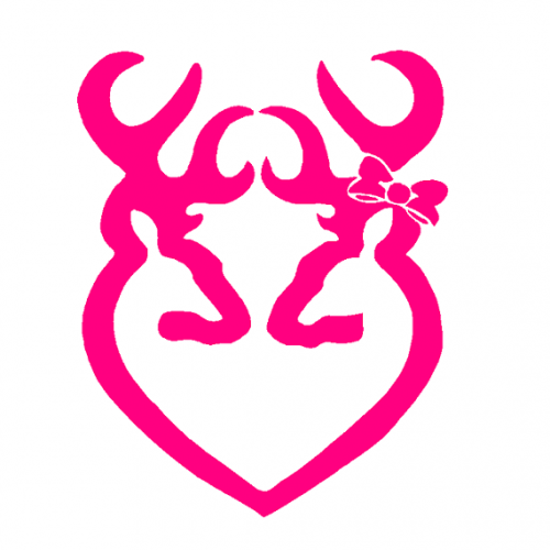 Deer Heart Browning VECTOR.