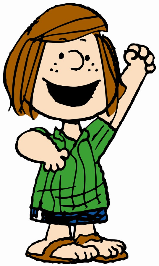 Free charlie brown and gang clip art.