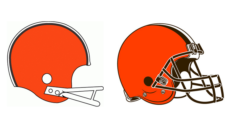 A Quick History Of Cleveland Browns Logos.
