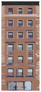 Brownstone Clip Art Download.