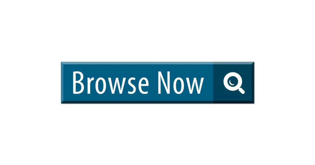 CTA Browse Now Button Vector and PNG.