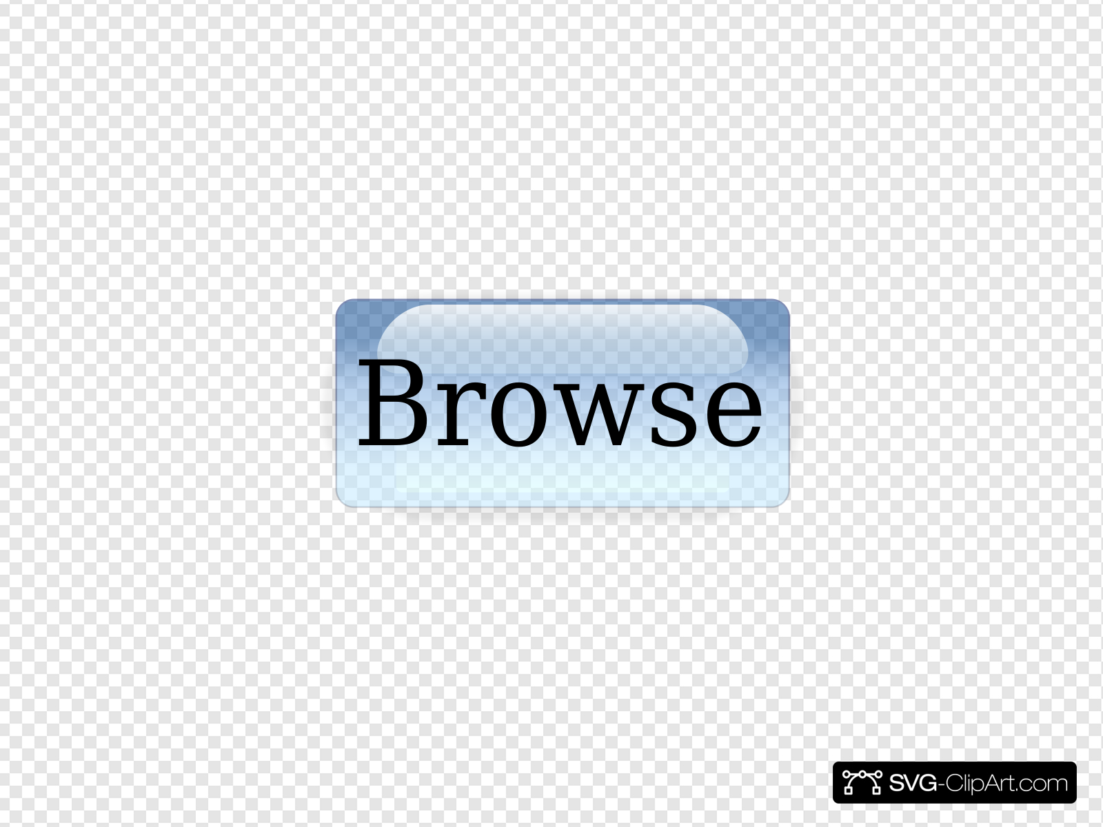 Browse Button.png Clip art, Icon and SVG.
