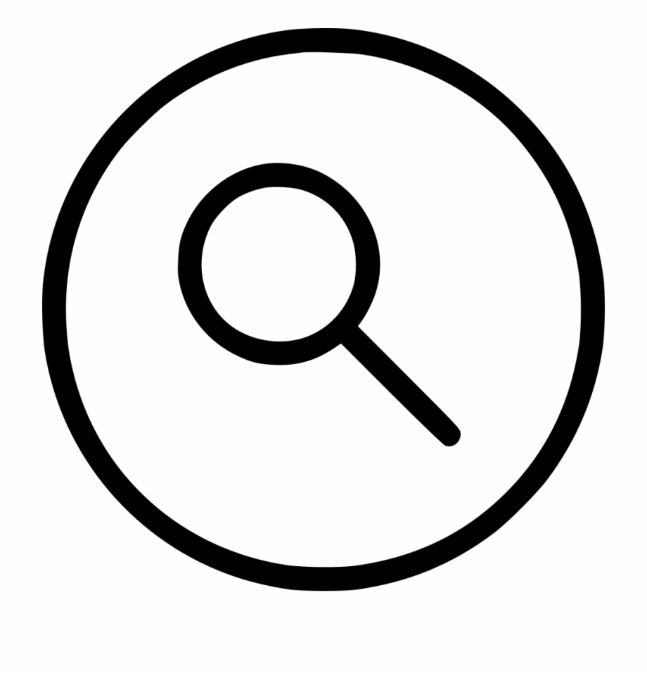 Zoom Find Search Magnifying Glass Comments.