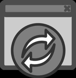 Reload Browser Clip Art at Clker.com.