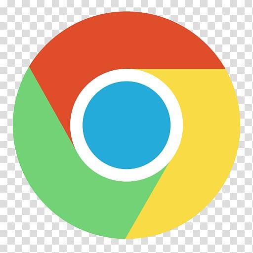 Google Chrome App Web browser Icon, Google Chrome logo.