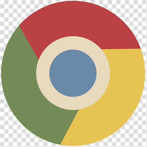 Google Chrome Web browser Icon, Google Chrome logo.