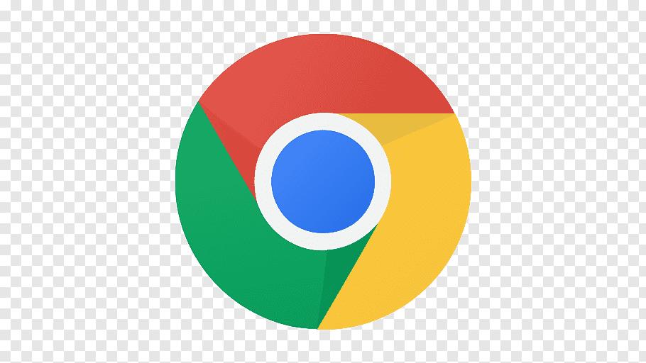Google Chrome icon, Google Chrome Web browser Logo Computer.