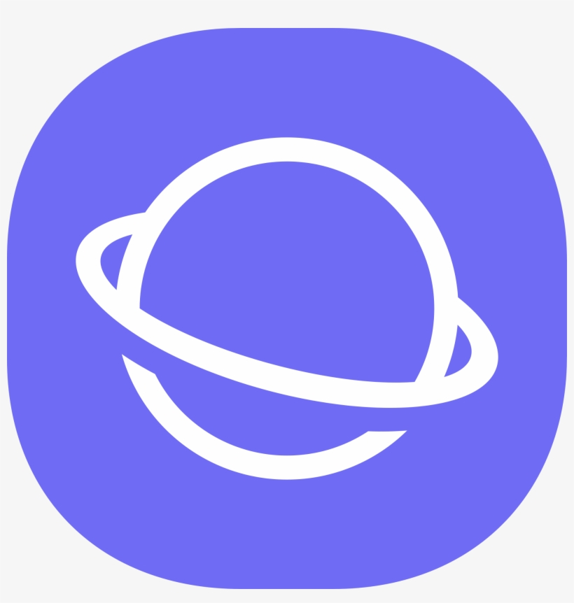 Samsung Internet Logo.
