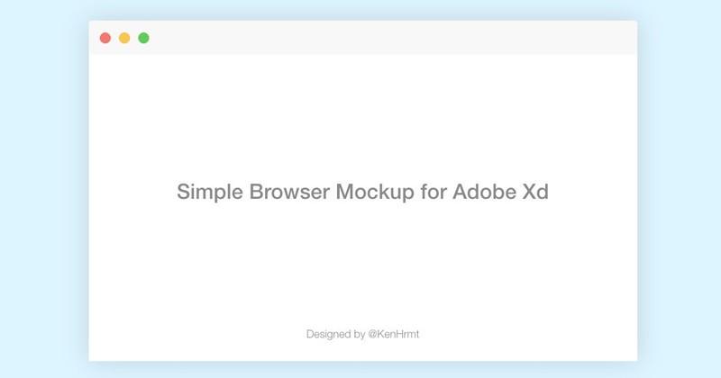 Browser Mockup.