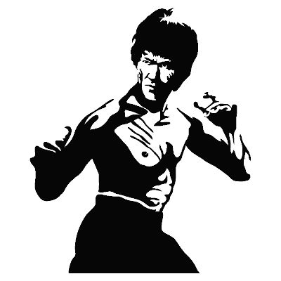 38+ Bruce Lee Clipart.