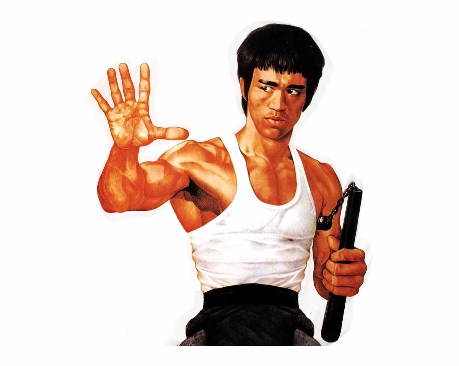 Bruce Lee Png.