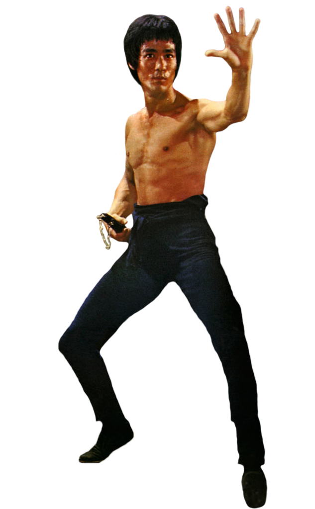 Bruce Lee PNG images free download.
