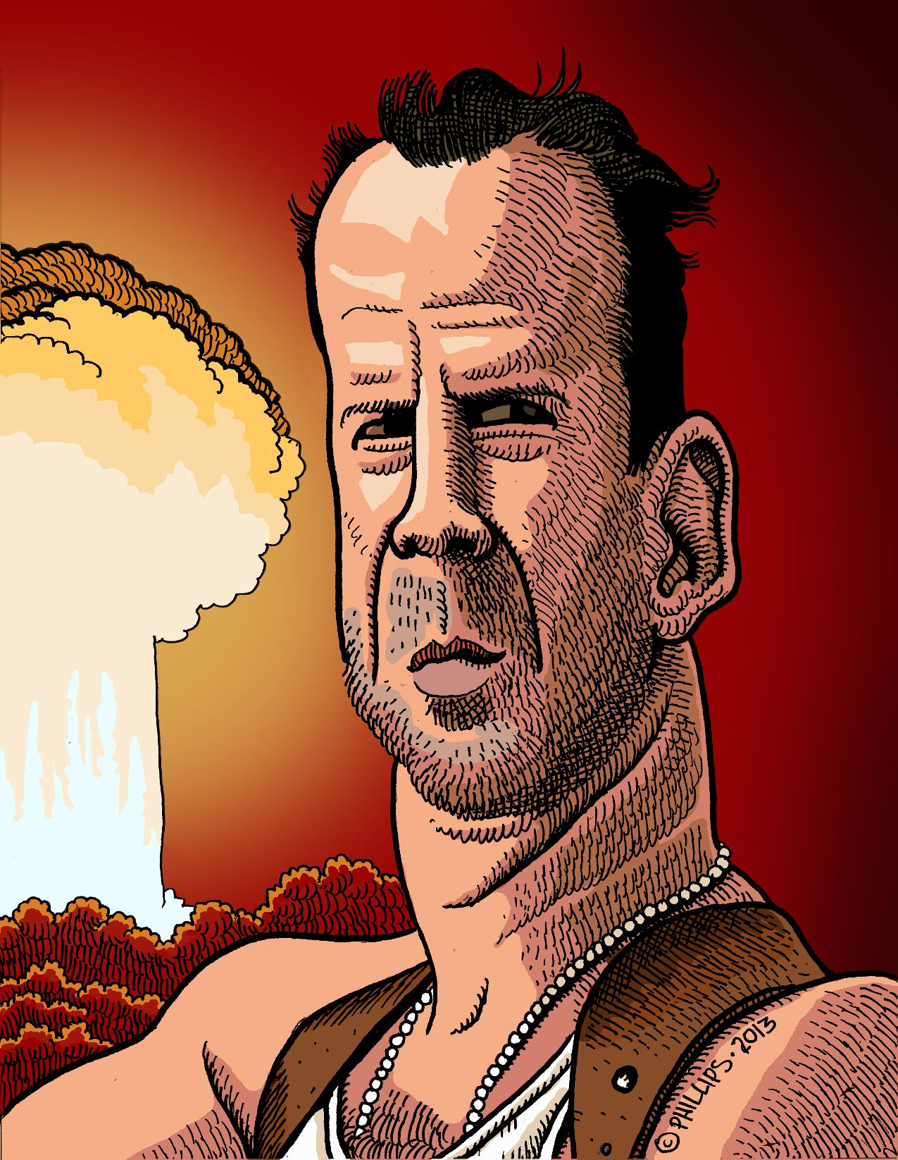Happy Birthday, Bruce Willis..