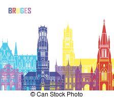 Bruges Illustrations and Clip Art. 111 Bruges royalty free.