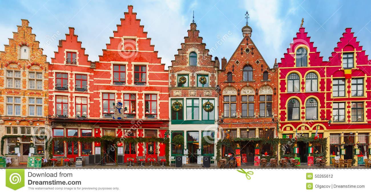 Market Square Bruges Belgium Stock Photos, Images, & Pictures.