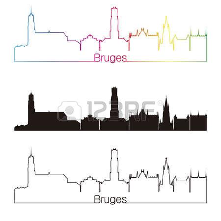 159 Bruges Stock Vector Illustration And Royalty Free Bruges Clipart.