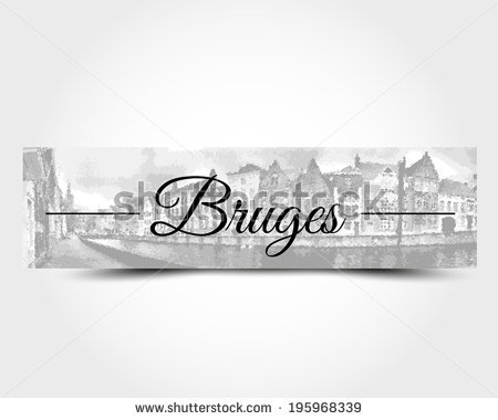 Bruges Belgium Stock Vectors, Images & Vector Art.