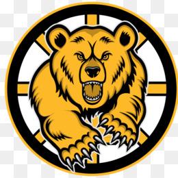 Boston Bruins Logo PNG.