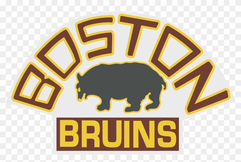 Boston Bruins Logo Png Transparent.