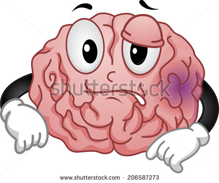 """brain Damage"" Stock Photos, Royalty."