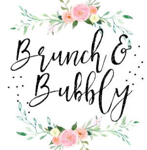 Brunch Bubbly Bridal & Wedding Shower Supplies.
