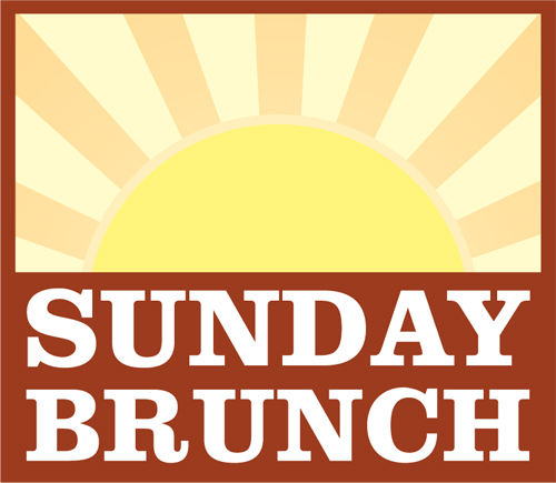 Free sunday brunch clip art.