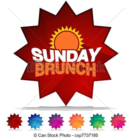 Brunch Clipart Page 1.